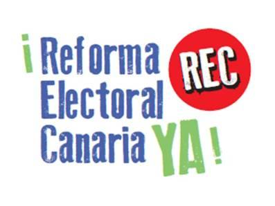REC ¡YA! Reforma Electoral Canaria YA